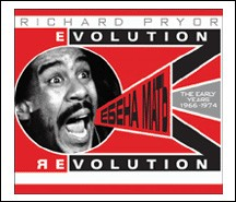 Richard Pryor - Evolution Revolution