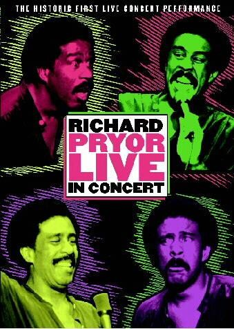 Richard Pryor: Live in Concert - DVD