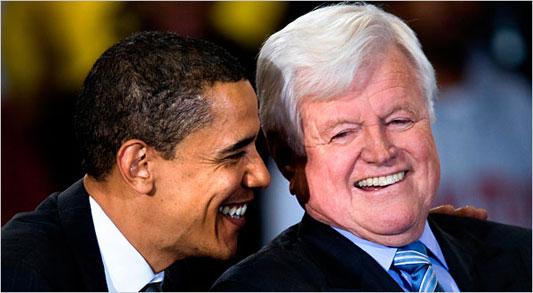 Senator Ted Kennedy RIP