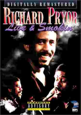 Richard Pryor: Live & Smokin' - DVD