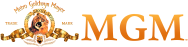 Registered Trademark Logo of MGM, for official use only