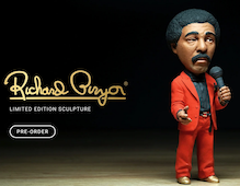 Official Richard Pryor Collectible