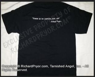 Official Richard Pryor's 1963 Mugshot T-Shirt