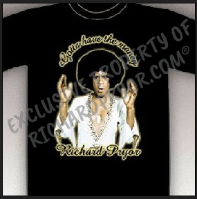 Official Estate of Richard Pryor Gotta Have The Money Tee