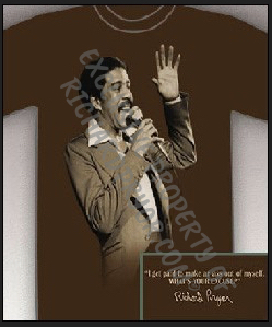 Official Estate of Richard Pryor I Gotta Get Paid Tee