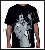 Official Estate of Richard Pryor The Black Tee