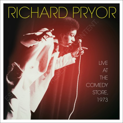 Richard Pryor Live At The Comedy Store