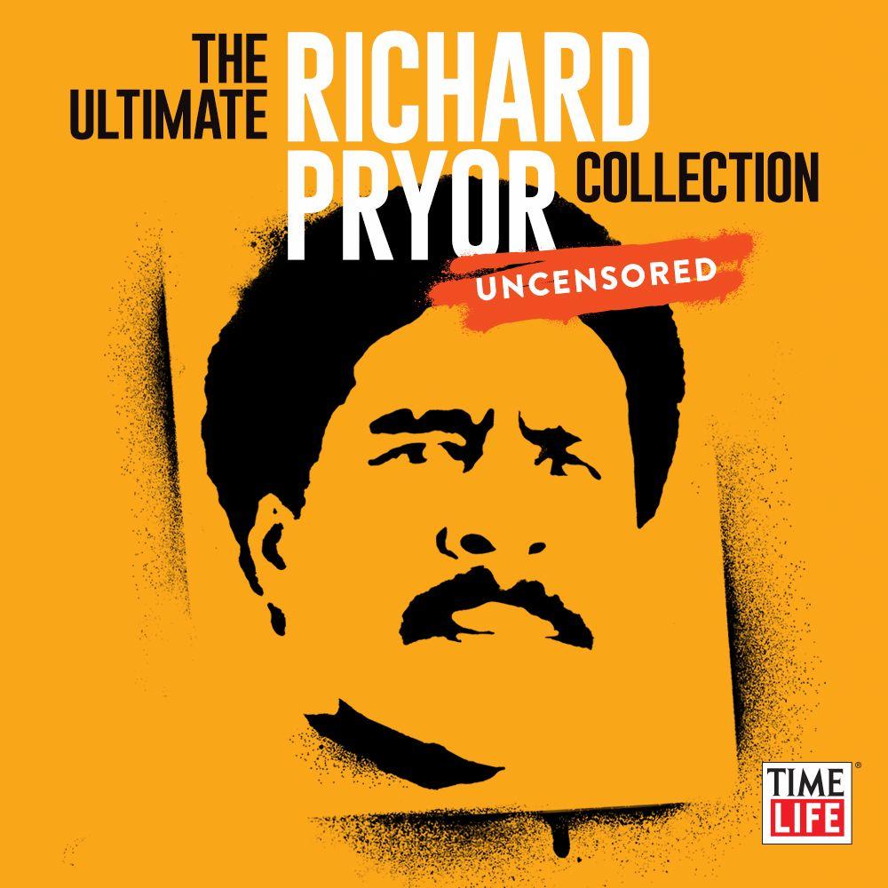 Time Life The Ultimate Richard Pryor Collection